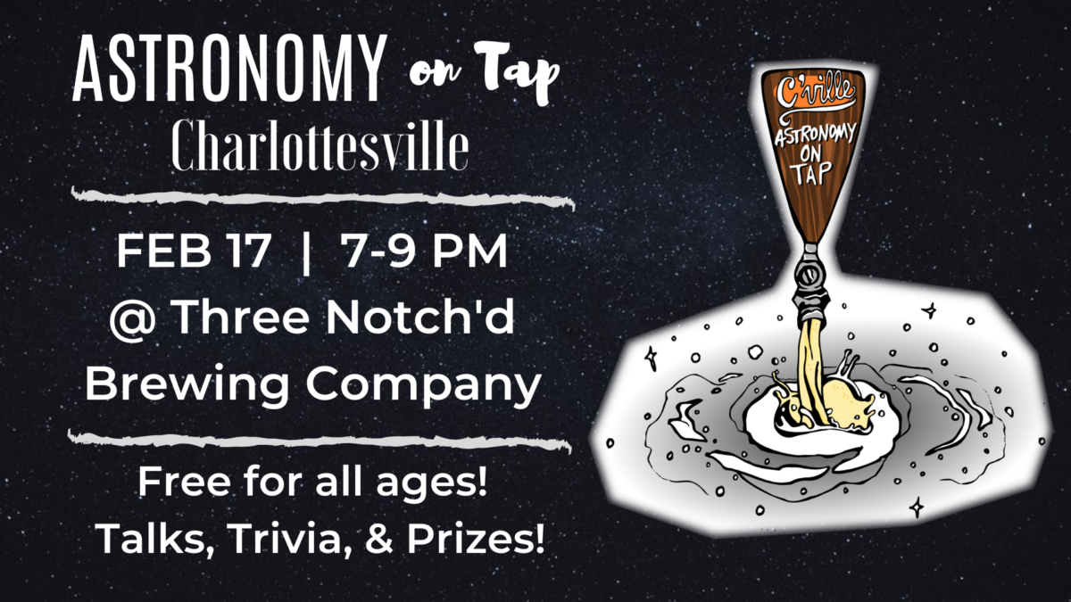AoT C'ville #8 @ Three Notch'd Brewing – Feb 17th, 2020